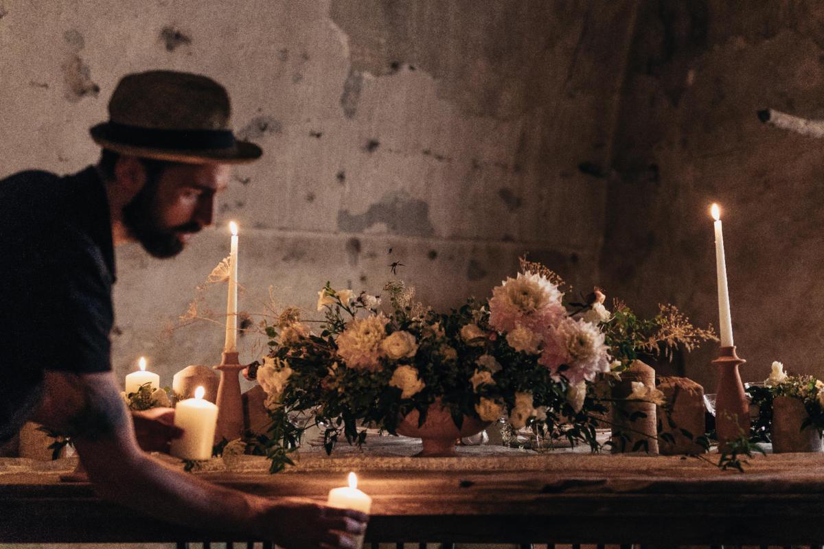 Fiori per matrimonio in Puglia